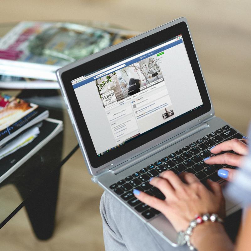 Facebook : page ou profil ?